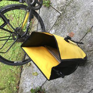 Ortlieb Backroller open