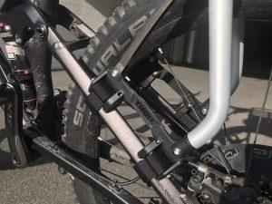 Thule Pack'n Pedal pannier rack
