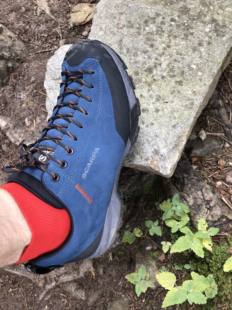 Scarpa Mojito Trail boots his