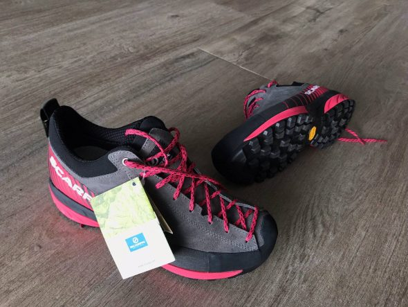 Scarpe Mojito Trail GTX review